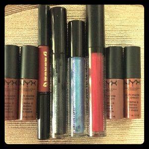 Other - NWOB Lipstick/Gloss Haul MAC, Kylie, Buxom, NYX